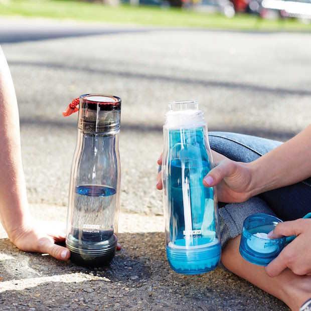 Duurzaam en stijlvol: 6 hervulbare waterflessen op een rij