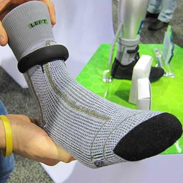 Sensoria smart sock: de wearable voor echte hardlopers?