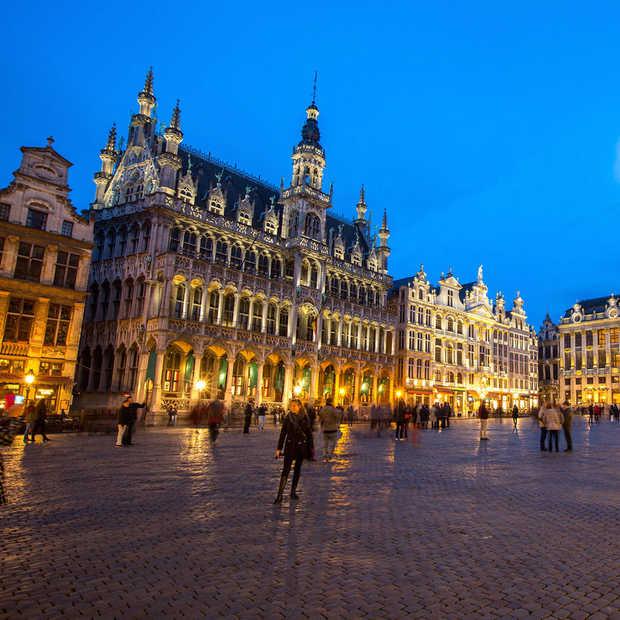 Winactie: weekendje Brussel voor twee personen