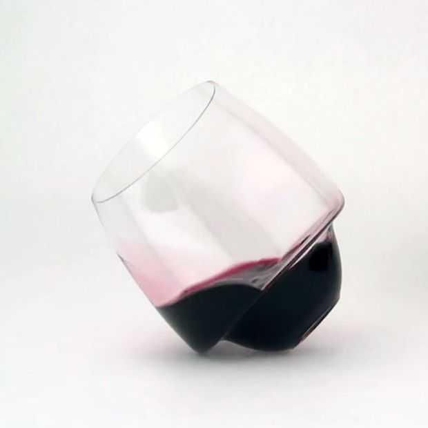 Wijnglazen die wel tegen een stootje kunnen