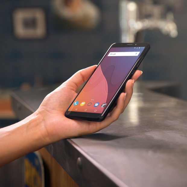 BKR registratie vermijden? Smartphone Wiko View is een goede keus