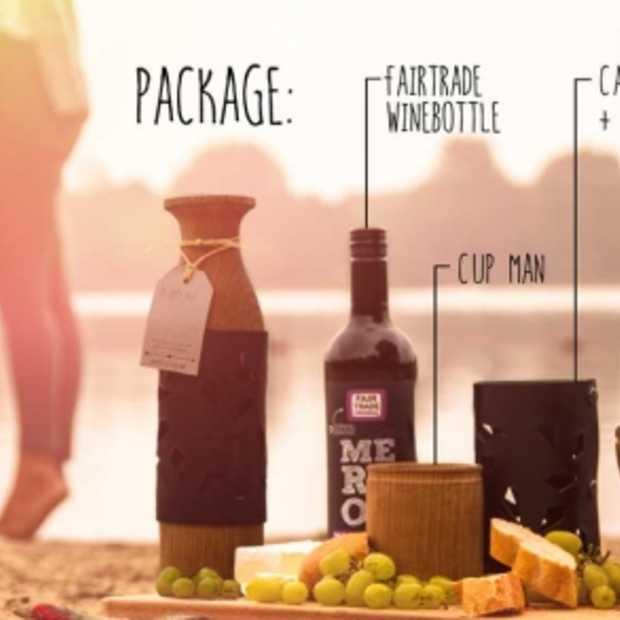 'Wood you love me' de meest romantische en praktische wijnhouder van dit moment
