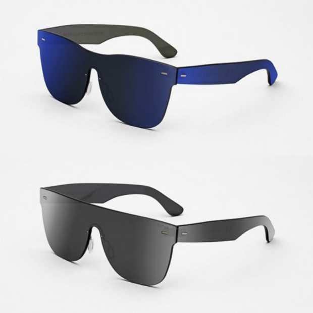 Deze futuristische zonnebrillen zijn te gek!