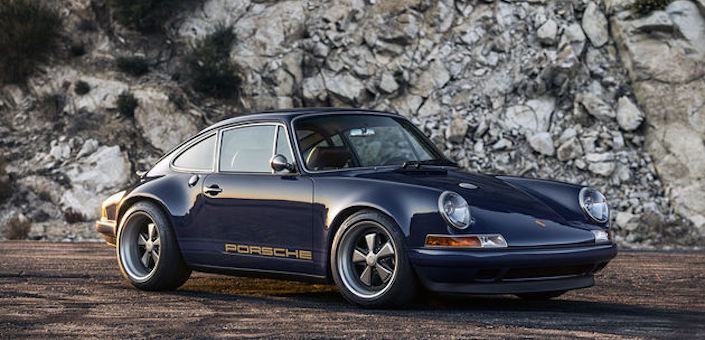 Geweldige auto: Singer Porsche 911 Fiona