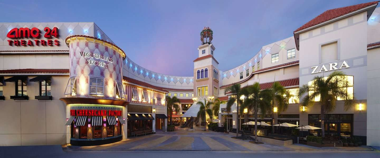 3x de grootste shopping malls in Amerika!