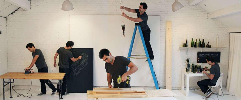 5 DIY's voor een stijlvol huis