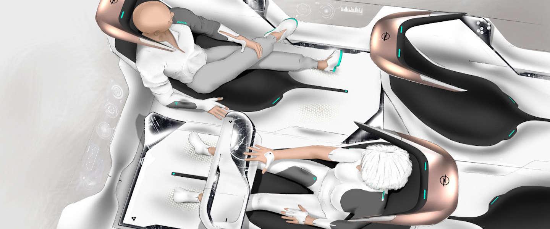 Supercar van de toekomst: Opel Iconic Concept 2030