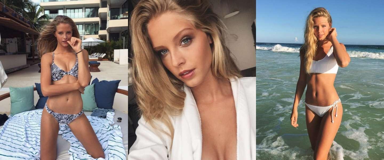 Must follow op Instagram: model Abby Champion