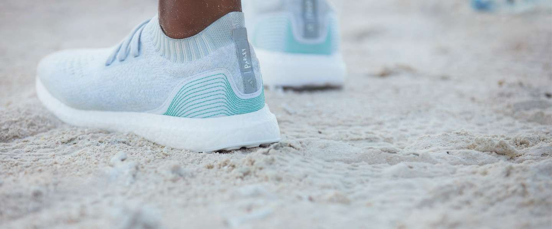 Adidas Parley: sneakers van gerecycled plastic uit de oceaan