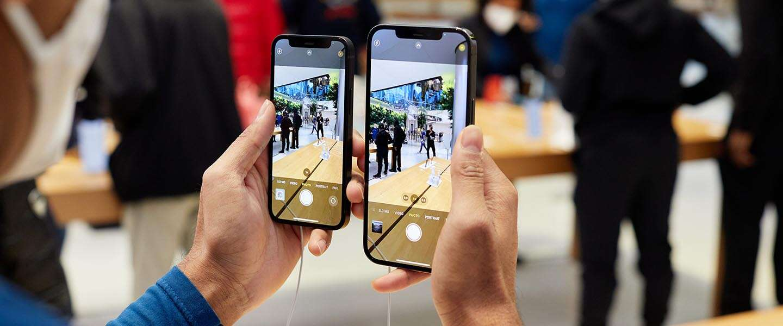 Smartphones die je draadloos kunt opladen