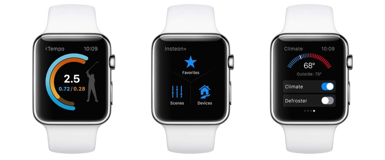 Apple Watch gekraakt