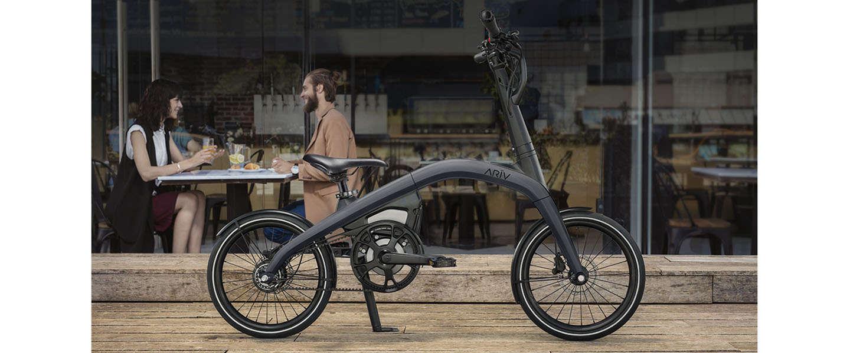 ARIV nieuwe E-bikes van General Motors