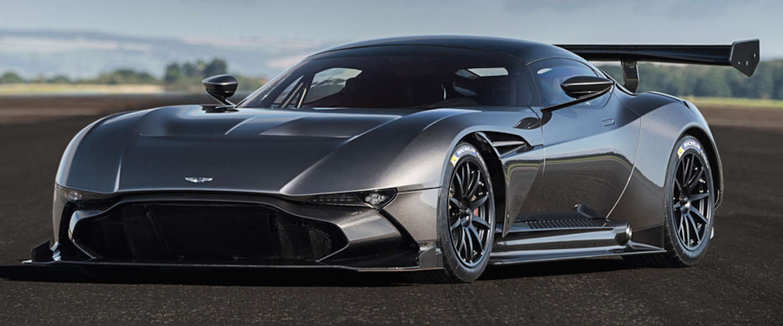Deze Aston Martin Vulcan kost 3,4 miljoen dollar