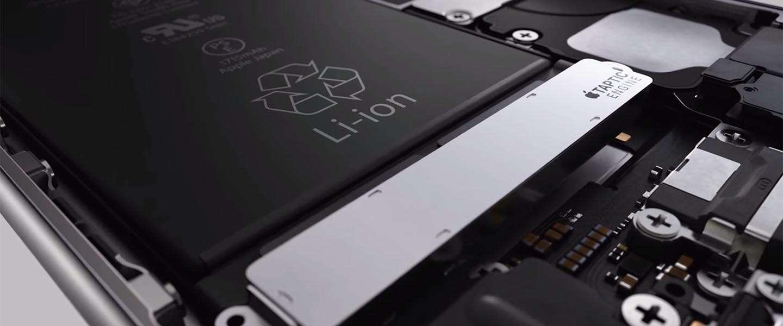 Batterygate? De iPhone 6s heeft kleinere batterij dan iPhone 6