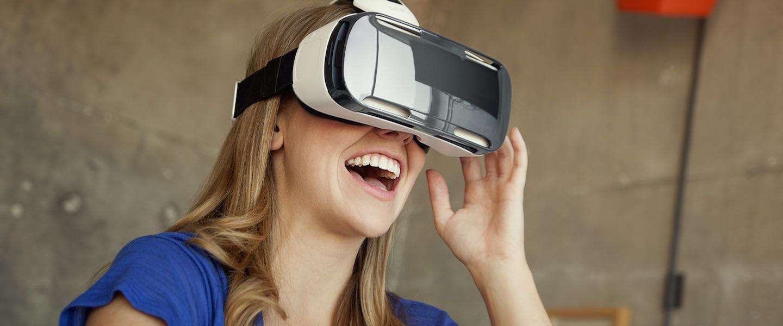 De Samsung Gear VR binnenkort verkrijgbaar in Nederland