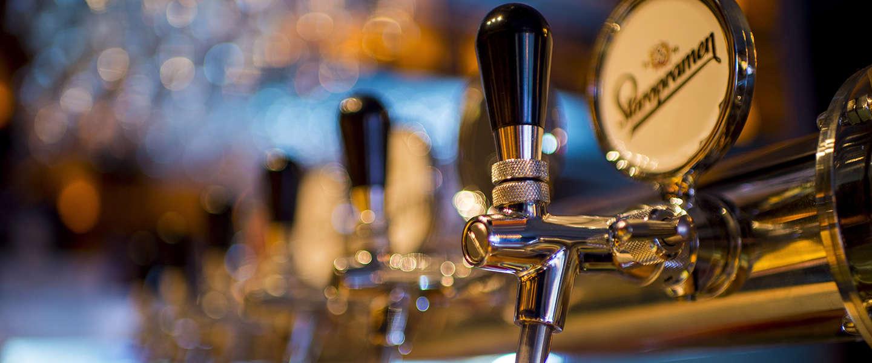 Bier voor én met het hele team!