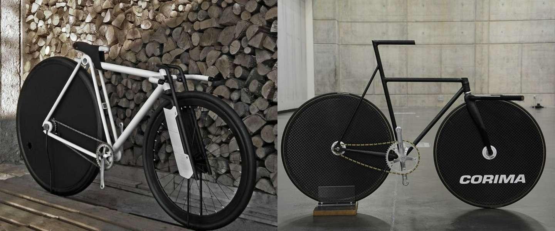 5 x bijzondere fietsen