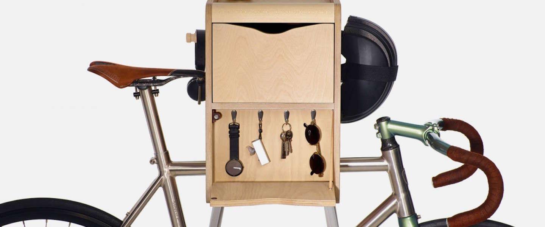 Dit is het ideale accessoire voor je fiets: de Bike Butler