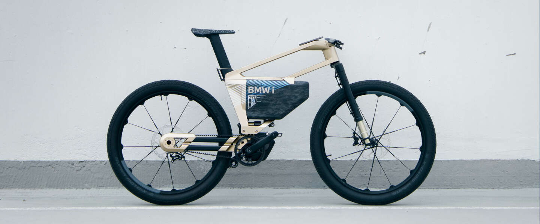 BMW i Vision AMBY mobiliteit van de toekomst