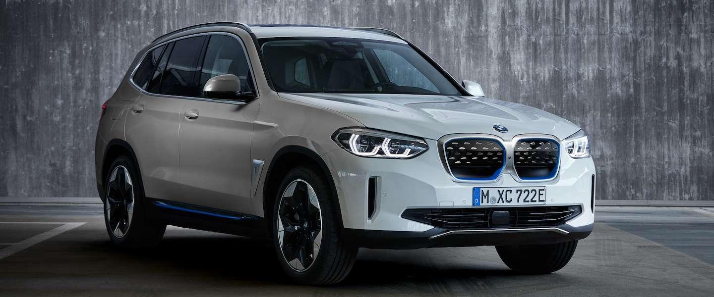 De nieuwe BMW iX3: volledig elektrisch en geschikt voor lange afstanden