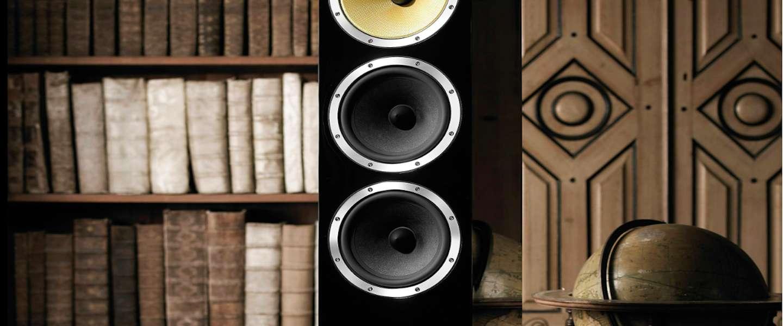 Draadloze muzieksystemen met style