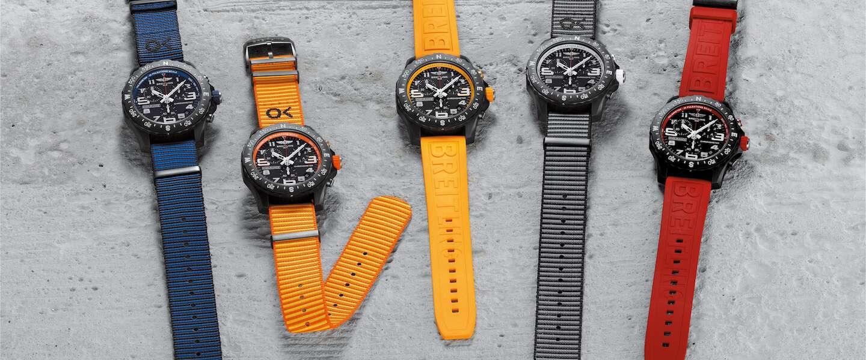 Breitling komt met nieuw sporthorloge: dit is de Breitling Endurance Pro