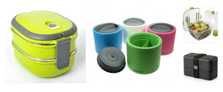 De 5 stijlvolste lunchboxen voor mee naar kantoor