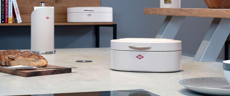 De 5 mooiste keukenaccessoires (+ win een design broodtrommel van Wesco)