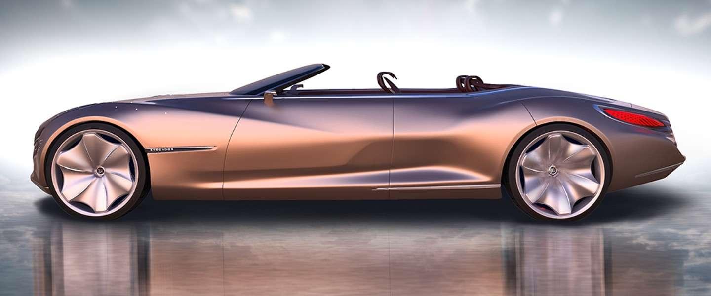 De Buick Evocador concept: Chroom wordt weer hip in 2025