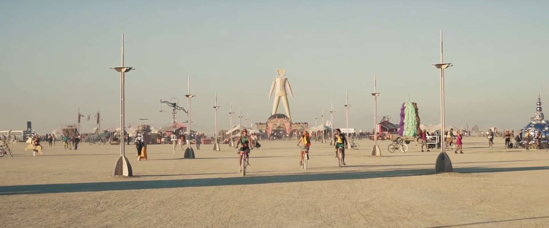 Festival Burning Man komt naar Nederland