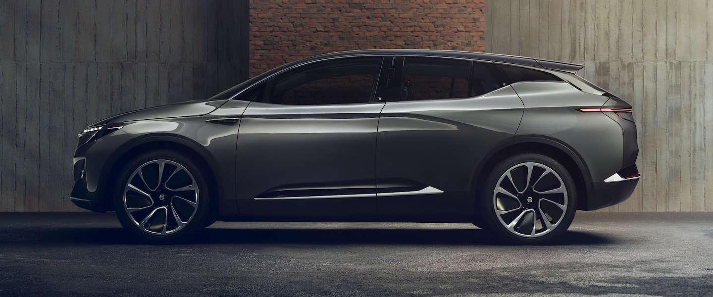 Byton M-Byte Concept elektrische SUV