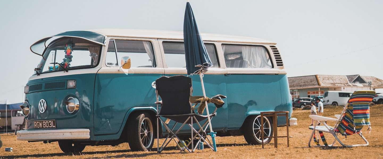 Airbnb voor campers deze zomer heel populair