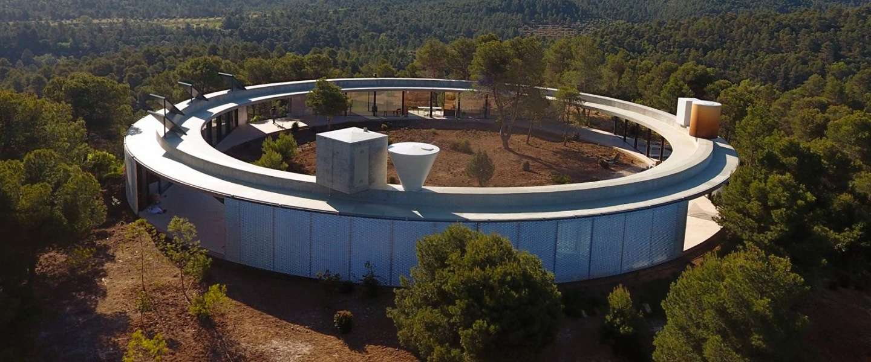 Wonen in je eigen Apple Campus: het cirkelhuis
