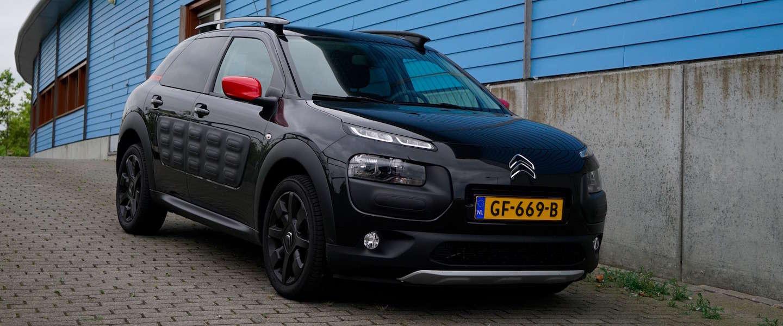 Citroën C4 Cactus een auto van uitersten