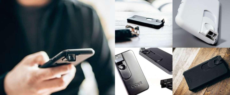 Met dit iPhone-hoesje kun je stiekem foto's maken