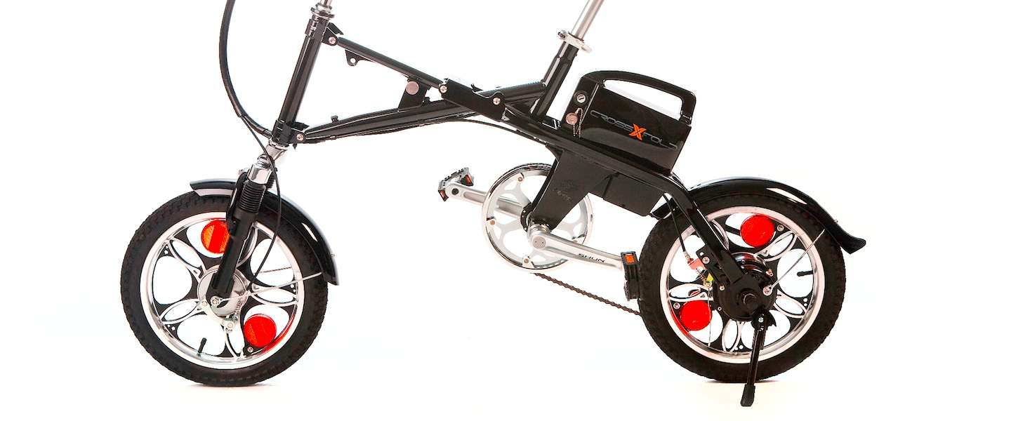 Lenige E-city bike - cool