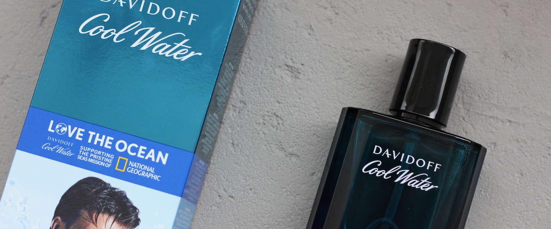 Protect the ocean met Davidoff Cool Water