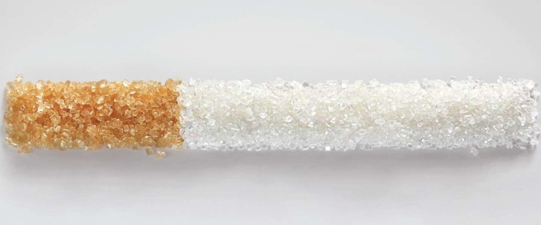 """""""Suiker is net zo verslavend als roken"""""""