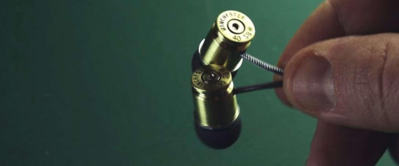 DIY: oortjes maken van kogelhulzen
