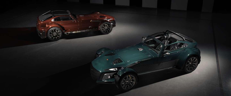 Maak kennis met de Donkervoort D8 GTO-JD70 Bare Naked Carbon Edition