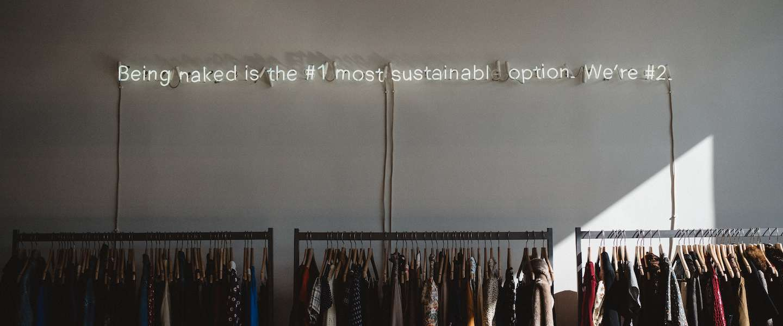 Duurzame mode wordt steeds normaler en mooier