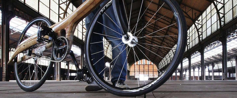 Op deze fiets van Ecce Cycles wil iedereen gezien worden!