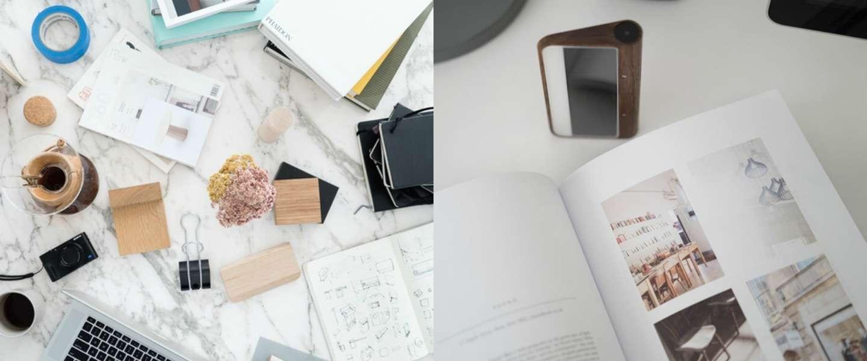 Ellum Solar: een stijlvolle smart lamp voor in het donker