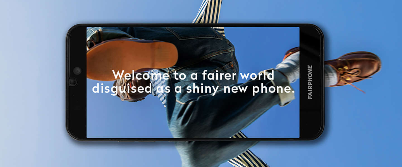 Fairphone introduceert Fairphone 3