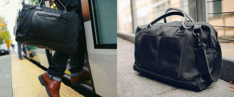 Stijlvol, handig en elegant: de Fang & Hoof Companion Bag
