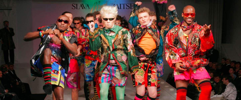 Voor een retailprijs in High Fashion met het nieuwe kledingconcept 'Like the Runway'