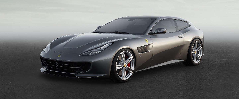 Lust voor het oog: Ferrari GTC4 Lusso