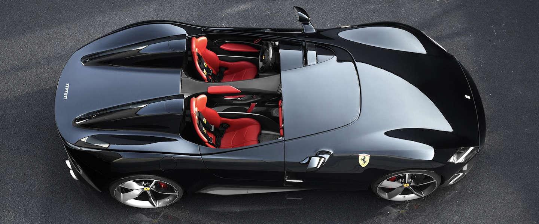 Ferrari onthult Monza SP1 en SP2 limited-edition