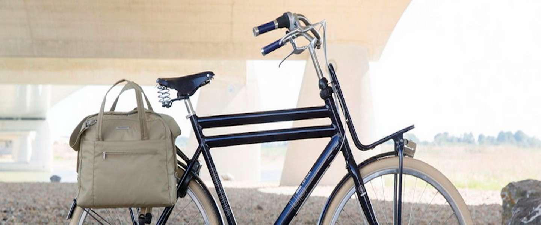 New Looxs: stijlvolle laptoptassen voor op de fiets