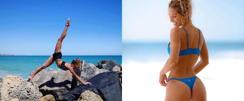 De 10 mooiste fitgirls op Instagram